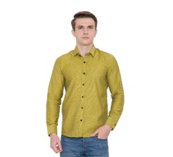 XS-XXL Plain Men Formal Wear Cotton Shirt