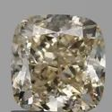 Cushion 1.10ct Fancy Light Brownish Yellow VS1 GIA Certified Natural Diamond