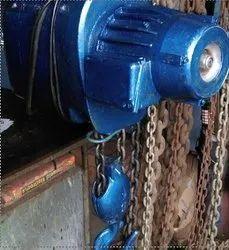 Used Electric Chain Hoist