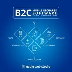 B2C Mobile Recharge Software Service