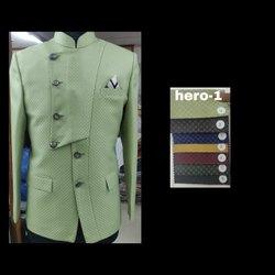 Party Mens Stylish Jodhpuri Suit, Size: Small