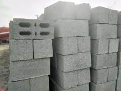 Ceramic Gloss Solid Blocks, Thickness: 20 mm