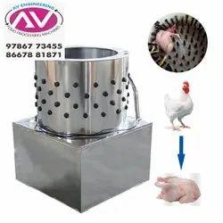 20 Birds Chicken Feather Cleaning Machine