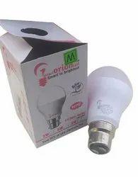 Aluminum Round 3W HPF Driver Type LED Bulb