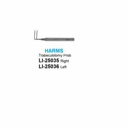 Harms Trabeculotomy Probe