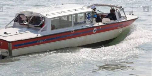 Speed Boat Ambulance