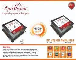 DC Hybrid Amplifier Economy - 2out-7V-40VDC