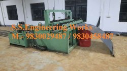 Hydraulic Crimped Wiremesh Weaving Machine 2 mtr