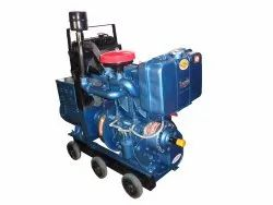 ACCurrent Water Cooled 20 Kva Single Phase Generator, 230
