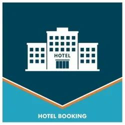Online Hotel Booking Accommodation Service, in Pan India