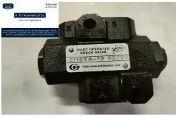 CI06T Polyhydron Pilot Operated Check Valve