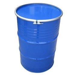 Water, Chemical 200 Litre Industrial Mild Steel Drum