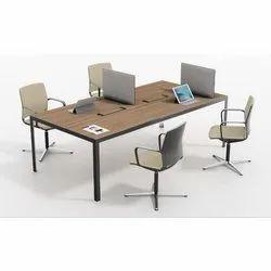 Horseshoe Meeting Table