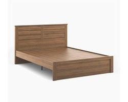 Sheesham Modern Fancy Wooden Bed, Size: 190x90 Cm