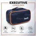 Zipper Pouch Lunch Box
