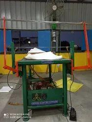 Pp Woven Sack Manual Cutting Machine