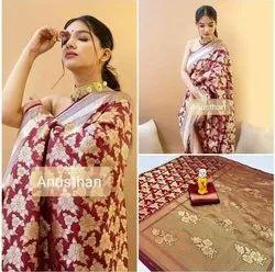 Rich Pallu Designer Saree