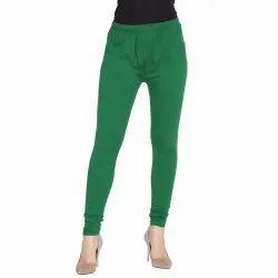 Straight Fit Plain Women Bio Legging Ruby Legging, Size: Free Size