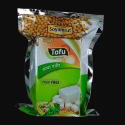 Packet Soyamrut Plain Tofu Soya Paneer