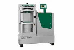 Automatic Compression Testing Machine, For Laboratory, Capacity: 100 L