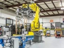 Robotic Material Handling Systems
