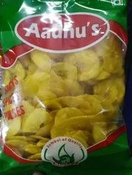 Aadhu's 175 Gm Banana Chips, Palm Oil, Packaging Type: Packet