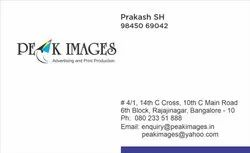 Paper Visiting Card Printing Services