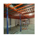 Single Tier Mezzanine Floor