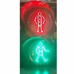 LED Pedestrian Signal Light
