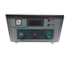 Coal Gcv Testing Machine (Model - A)