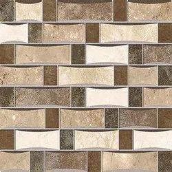 Flores Digital Ceramic Wall Tiles, Size: 200 mm x 300 mm