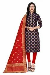 Banarasi Silk Fabric Suit