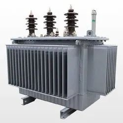 Lamco Three Phase 200 KVA Distribution Transformer, Output Voltage: 11 Kv