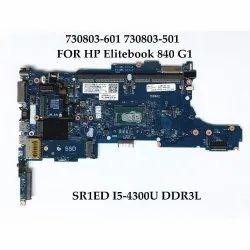 HP EliteBook 840 G1 Intel Motherboard