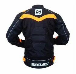 Men Safety Riding Jacket