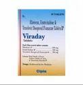 Efavirenz Emtricitabine and Tenofovir Disoproxil Fumarate Tablets IP
