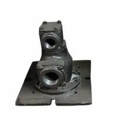 Cast Iron Silver Industrial Gas Burner