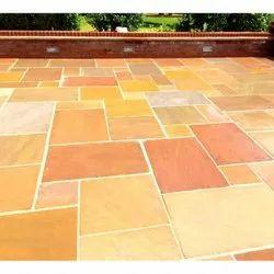 Multi Sandstone Granite Slabs
