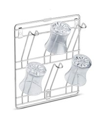 Stainless Steel Wall Mounting Glass Stand