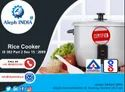 BIS Registration For Rice Cooker