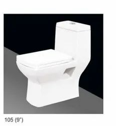 Floor Mounted one pice Toilet closet, For Bathroom Fitting
