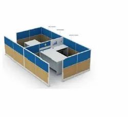 Office Cubicle Workstation, Size: 1