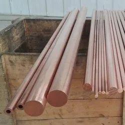 Beryllium Copper Rod C17300