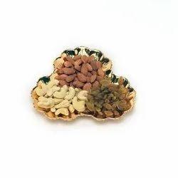 Camellia Gold Platter (Small)