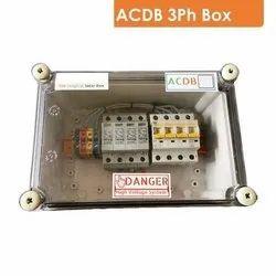 ACDB 1Ph 16A MCB SPD