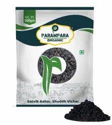 Parampara Organic Black Raisins Nuts (Kali Kishmish)