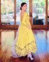 Designer Embroidered Anarkali Gown