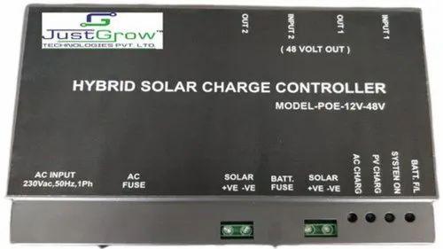 Hybrid Solar Charger Controller