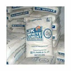 50 Kg JK White Cement