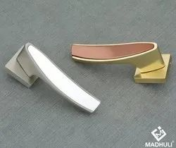 Trendy Satin Customised Polished Lever Handle-09